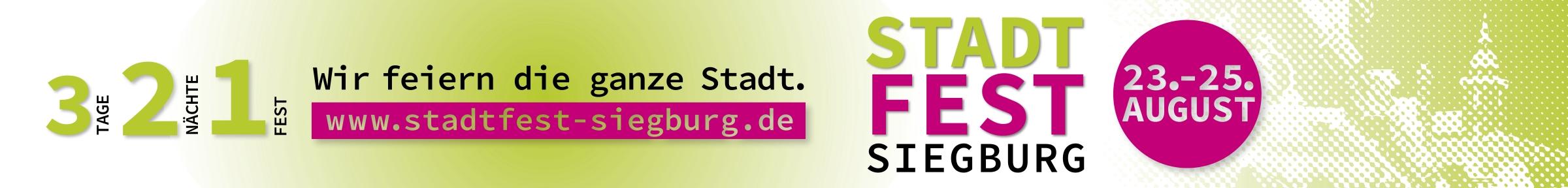 Stadtfest Siegburg 2019