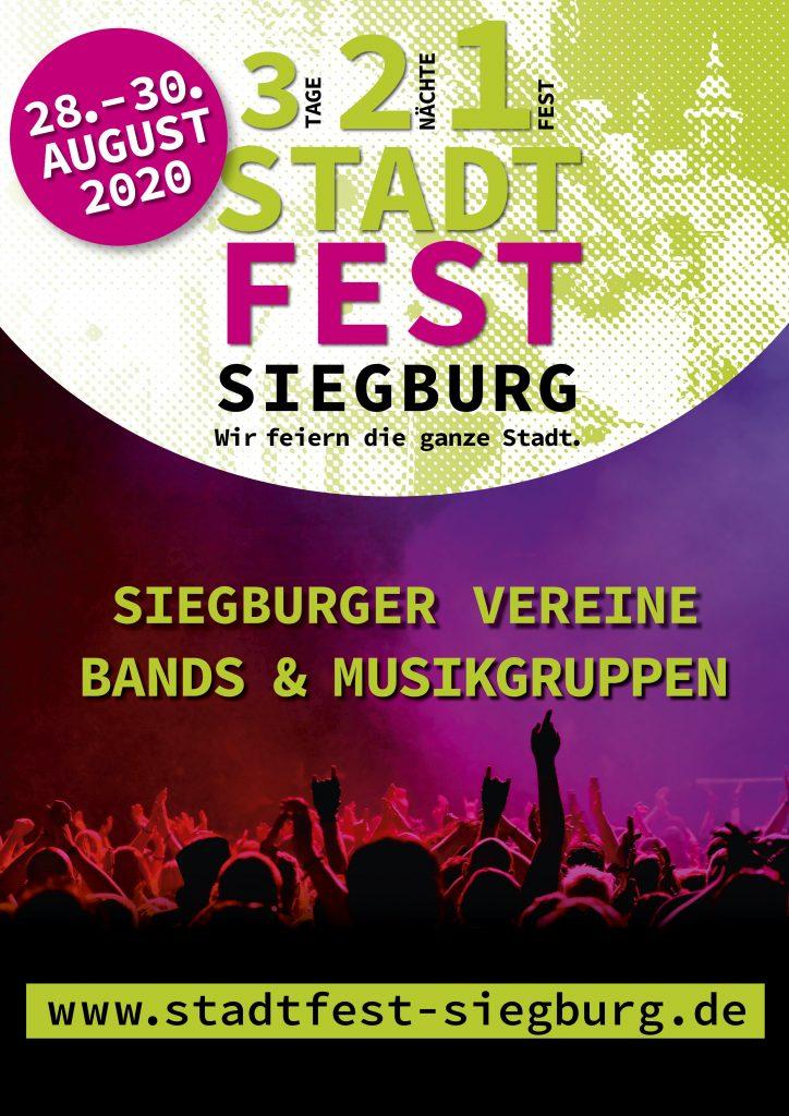 Siegburger Stadtfest 2020